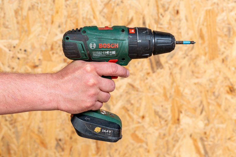 Using a Drill